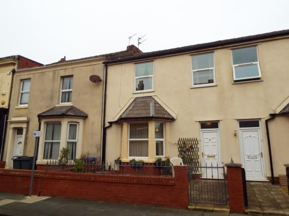 3 bed terraced house for sale in Eaves Street, Blackpool, Lancashire