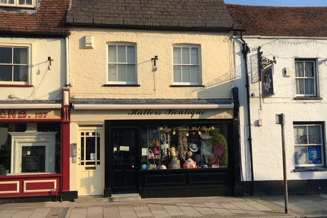 Thumbnail Retail premises for sale in Moulsham Street, Chelmsford