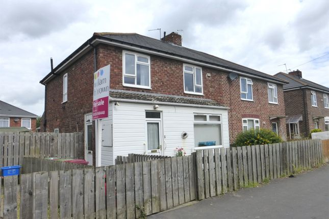 Thumbnail 1 bed flat for sale in Newborn Avenue, Scunthorpe