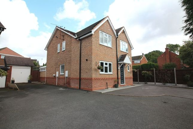 Thumbnail Detached house for sale in Barratts Croft, Brierley Hill