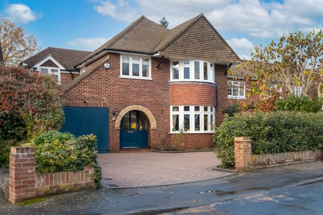 Thumbnail Detached house for sale in Silver Birch Close, Woodham, Addlestone
