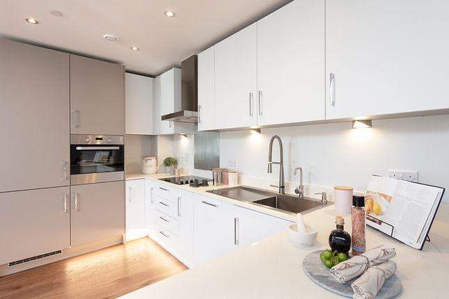 Thumbnail 2 bedroom flat for sale in Millers Quarter, Bury St Edmunds
