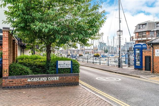 Picture No. 08 of Cadland Court, Channel Way, Southampton SO14