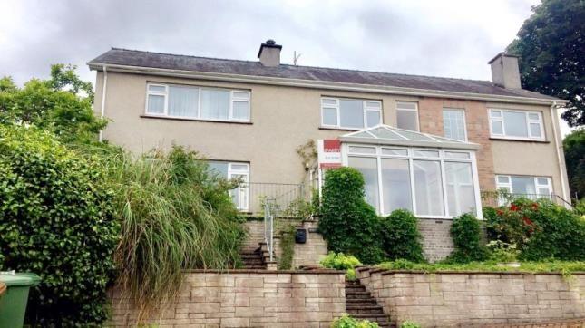 Thumbnail Detached house for sale in Talsarnau, Porthmadog, Gwynedd