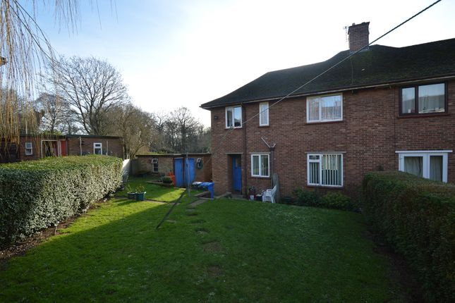 Thumbnail Detached house to rent in Brereton Close, Norwich