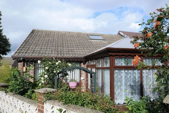 Thumbnail Bungalow for sale in West Park, Coundon, Bishop Auckland