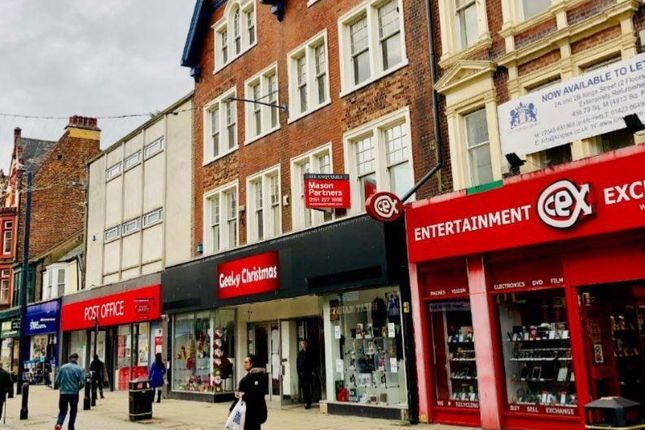 Thumbnail Retail premises to let in King Street, South Shields, Tyne & Wear