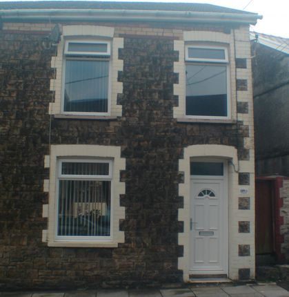 Thumbnail End terrace house for sale in Eureka Place, Ebbw Vale