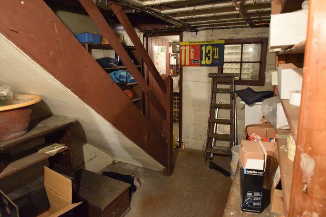Cellar of Sherwood Grove, Saltaire, Bradford, West Yorkshire BD18