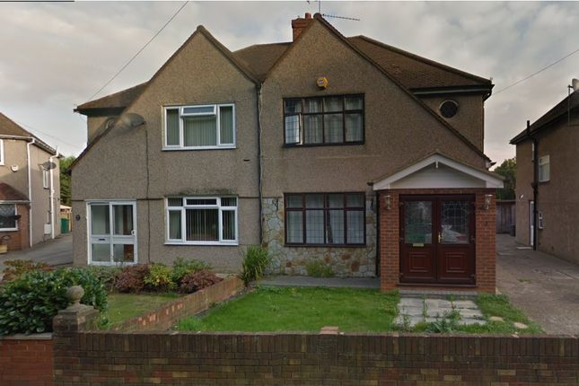 Thumbnail Semi-detached house to rent in Vine Close, West Drayton