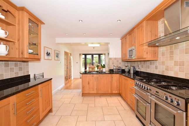 Thumbnail Detached house for sale in Hampden Way, West Malling, Kent