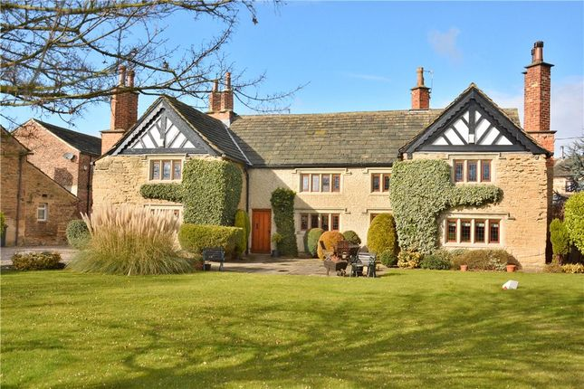 Thumbnail Detached house for sale in The Manor House, Calverley Road, Oulton, Leeds, West Yorkshire