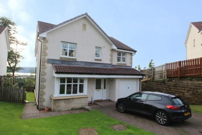 Thumbnail Detached house for sale in Dunlin Grove, Inverkip, Inverclyde