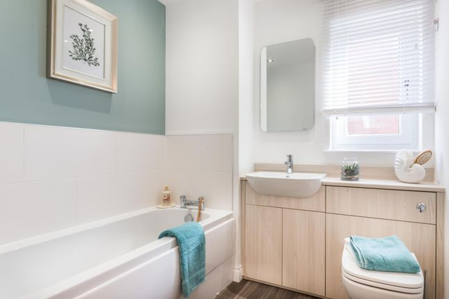 """3 bedroom semi-detached house for sale in """"Caplewood"""" at Whitehills Gardens, Cove, Aberdeen"""