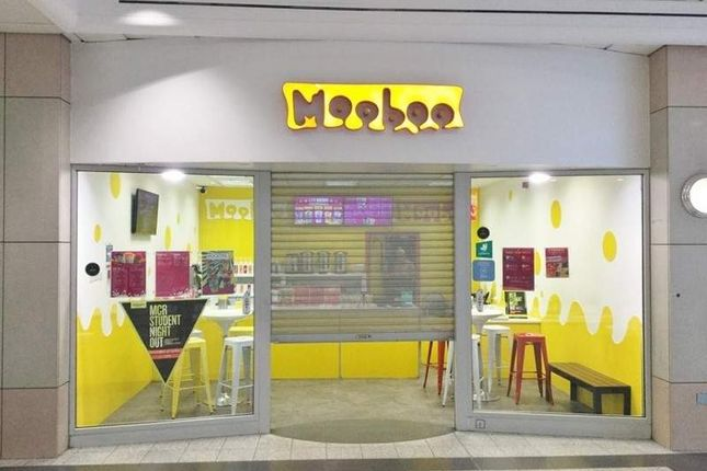 Restaurant/cafe for sale in Unit 28, Manchester Arndale, Manchester