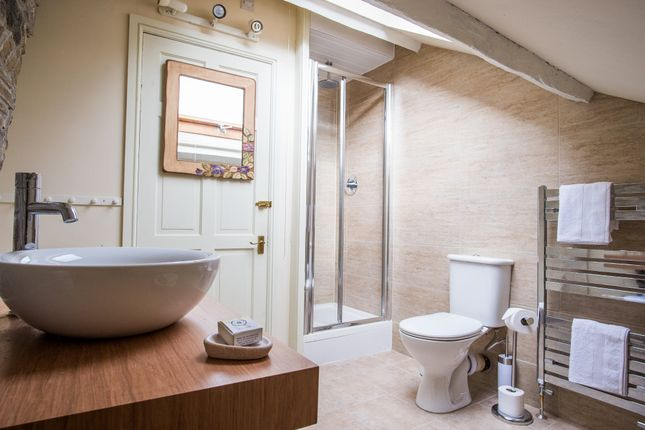 Shower Room of Thirstin Road, Honley, Holmfirth HD9
