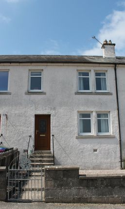 Thumbnail Terraced house for sale in Fraser Place, Keith