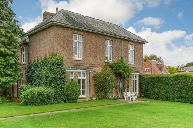 Thumbnail Detached house for sale in High Street, Great Barford, Bedford, Bedfordshire