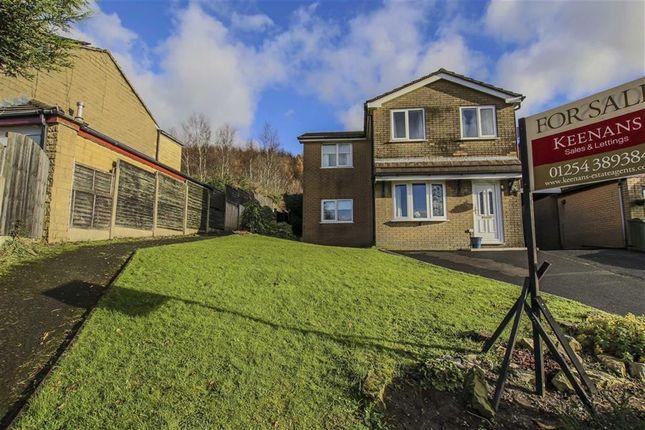 Thumbnail Detached house for sale in Pinewood Drive, Accrington, Lancashire