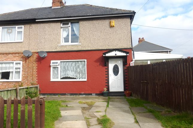 Thumbnail Semi-detached house for sale in Lune Road, Norton, Stockton-On-Tees