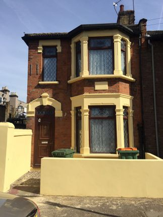 Thumbnail End terrace house for sale in Dickens Road, London