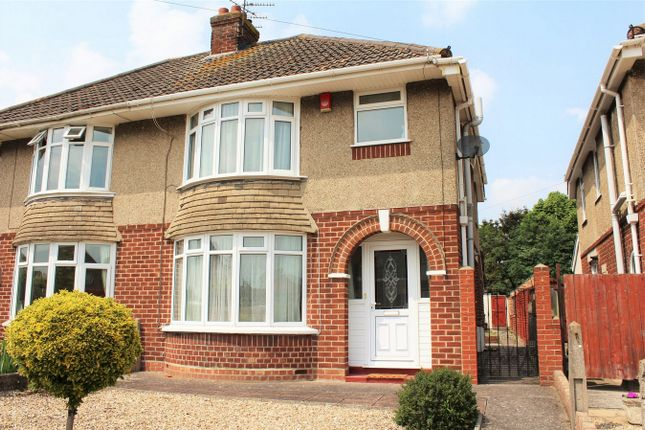 Thumbnail Semi-detached house for sale in Priorswood Road, Taunton, Somerset
