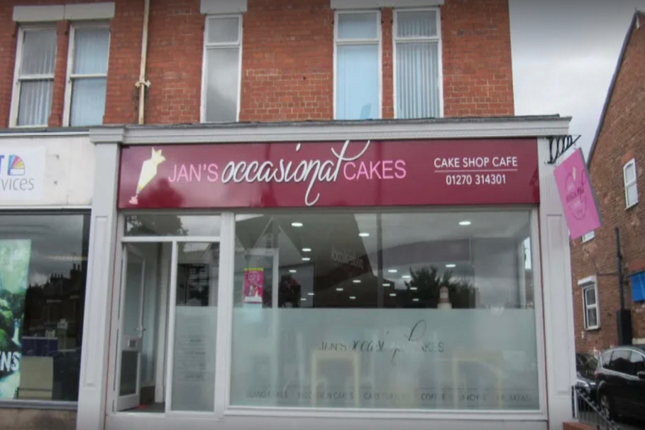 Thumbnail Restaurant/cafe for sale in Nantwich Road, Crewe