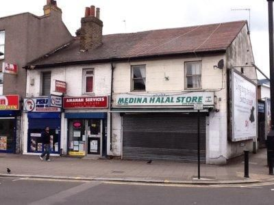 Thumbnail Flat for sale in Ponders End, Enfield