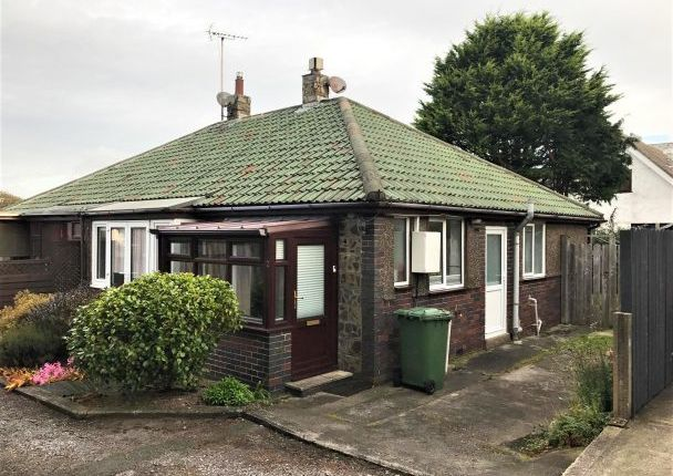Thumbnail Bungalow to rent in Walpole Close, Ramsey, Isle Of Man