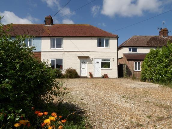 Thumbnail Semi-detached house for sale in Thornham, Hunstanton, Norfolk
