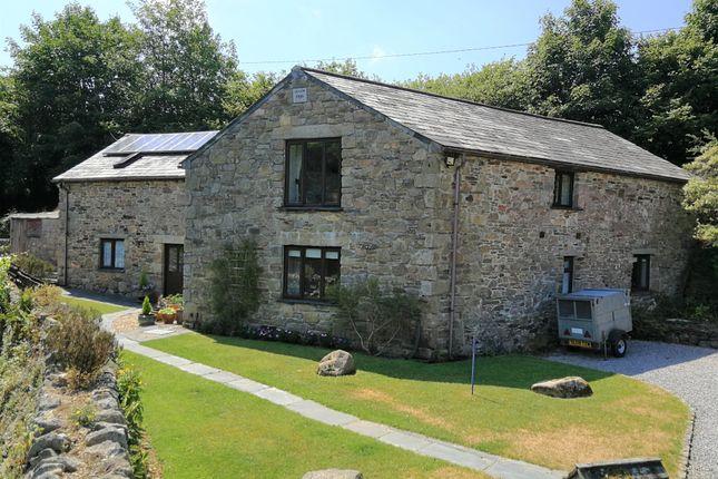 Thumbnail Detached house for sale in St. Neot, Liskeard