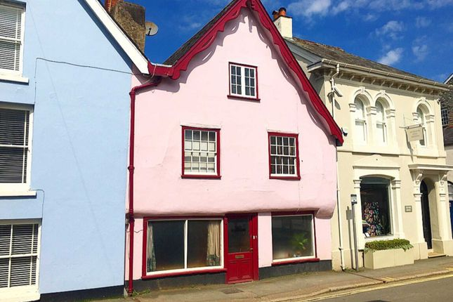 Thumbnail Terraced house for sale in West Street, Ashburton, Newton Abbot