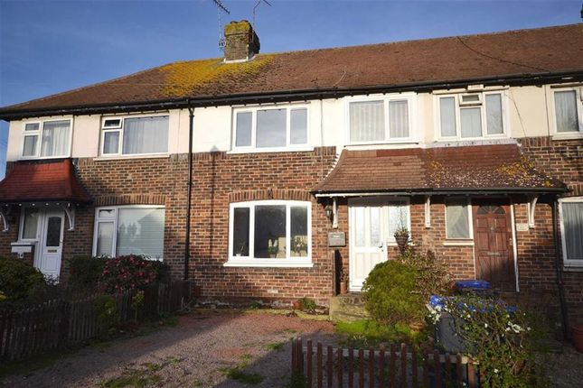 Thumbnail Terraced house for sale in Northbrook Road, Broadwater, Worthing, West Sussex