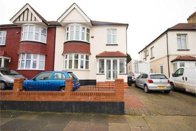 Thumbnail Semi-detached house for sale in Prout Grove, London