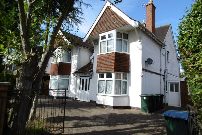 Thumbnail Detached house to rent in Cannon Hill Road, Coventry