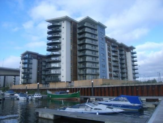 Thumbnail Flat for sale in Alexandria, Victoria Wharf, Watkiss Way, Cardiff