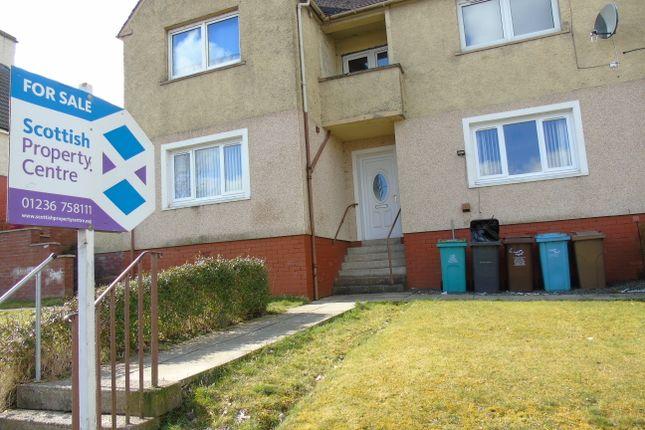 Thumbnail Flat for sale in Lomond Road, Townhead, Coatbridge, North Lanarkshire
