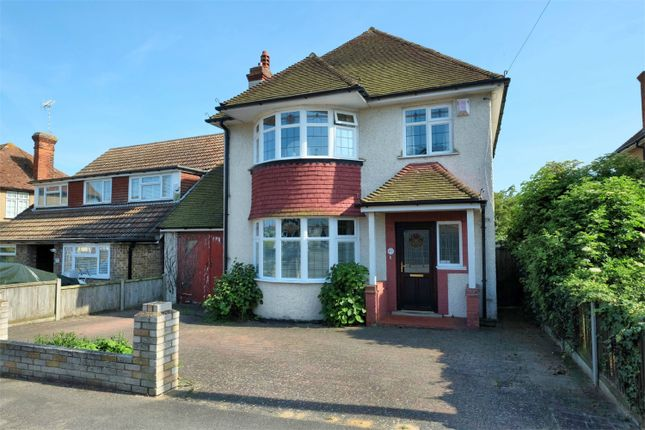 Thumbnail Detached house for sale in Queens Road, Tankerton, Whitstable, Kent