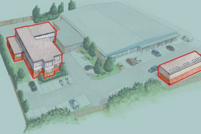 Thumbnail Business park to let in Astra House, The Common, Cranleigh Surrey