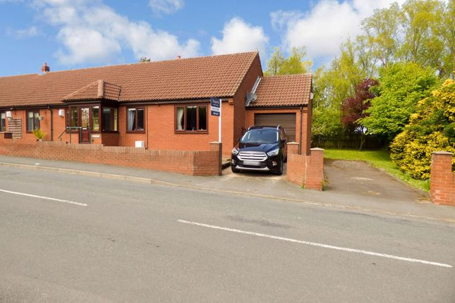 Thumbnail Bungalow for sale in Station Street, Haswell, Durham