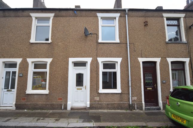 Thumbnail Terraced house to rent in Steel Street, Askam-In-Furness, Cumbria