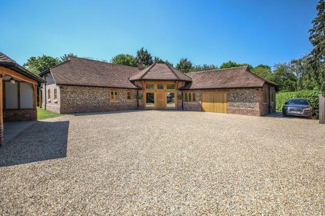Thumbnail Detached house for sale in Worlington, Bury St. Edmunds
