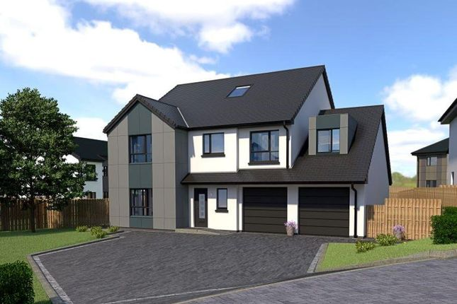 Thumbnail Detached house for sale in Plot 60, The Crescent, Grove Park, Ramsey