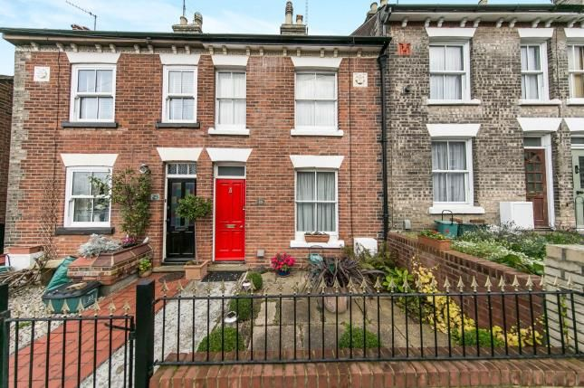 Thumbnail Terraced house for sale in Colchester, Essex, England