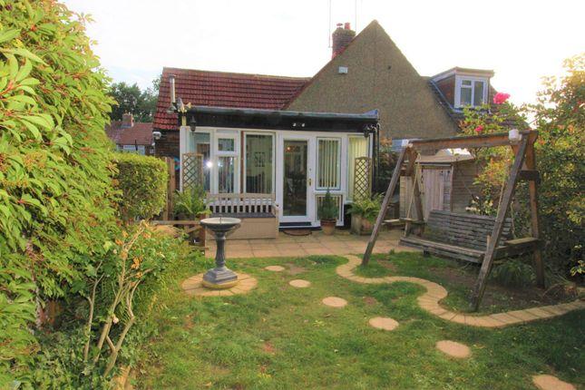 Garden of Hever Avenue, West Kingsdown, Sevenoaks, Kent TN15