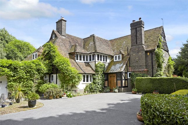 Thumbnail Detached house for sale in Walpole Avenue, Chipstead, Surrey