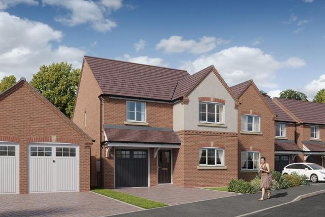 Thumbnail Detached house for sale in Palmerston Drive, Tividale