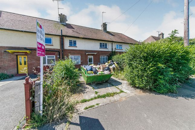 Thumbnail Terraced house for sale in Wargrave Road, Clacton-On-Sea