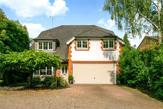 Thumbnail Detached house for sale in Armand Close, Watford, Hertfordshire