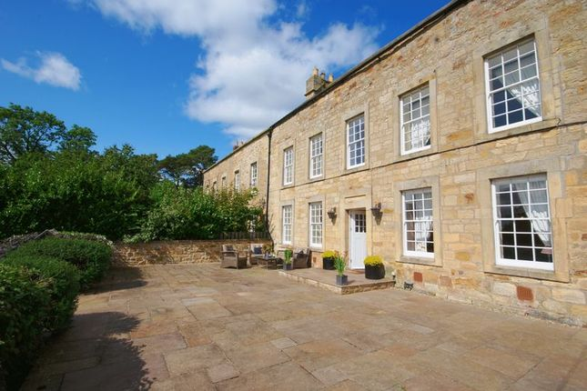 Thumbnail Equestrian property for sale in Equestrian Property, Nunriding Hall, Mitford, Morpeth